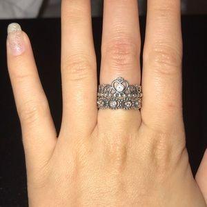 Pandora Princess Rings